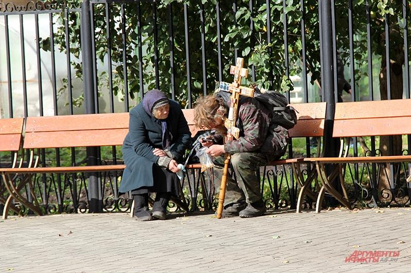 За год обитель посещают десятки тысяч паломников
