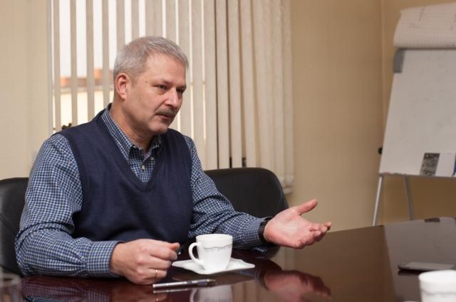 Генеральный директор фабрики Вадим Платонов разъясняет ситуацию.