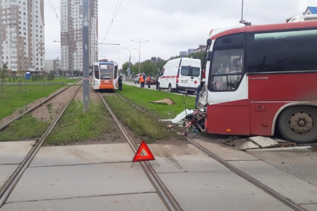 Авария произошла утром 15 августа.