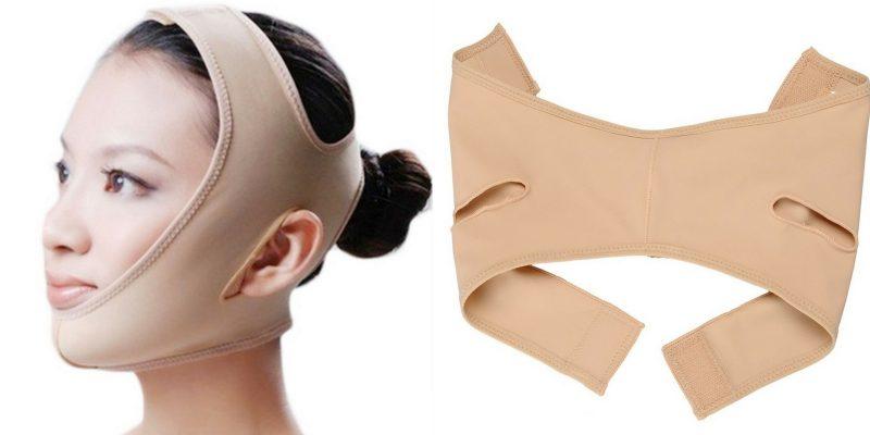 В такой маске удобно краситься: волосы не мешают, морщины разглажены.