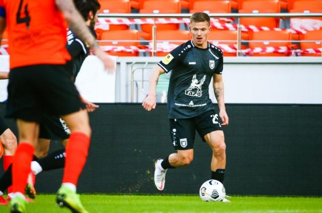 Шатов вернулся в основной состав.