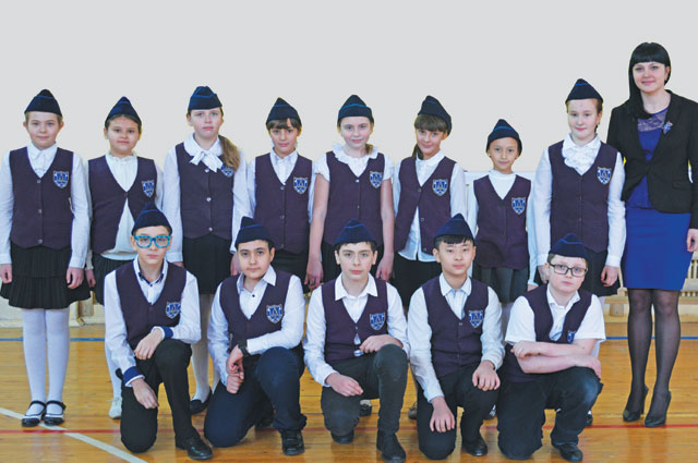 Школа Леонова