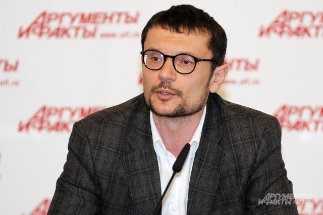 Николай Гудков, руководитель пресс-службы Минприроды РФ.