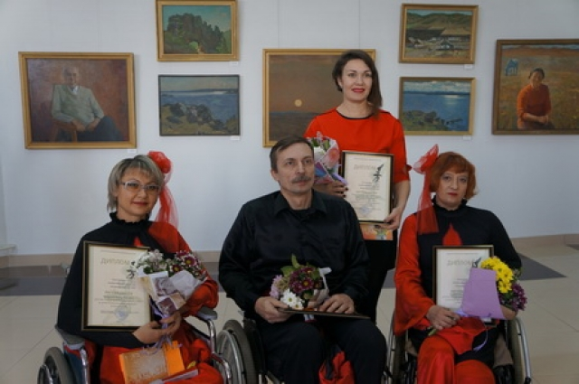 В прошлом году в номинации «Исполнительское мастерство» лауреатом стала Эстрадно-цирковая студия «Аквамарин».