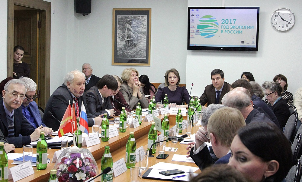Большой разговор о Коркинском проекте РМК стал одним из первых мероприятий Общественной палаты региона в рамках нынешнего Года экологии.