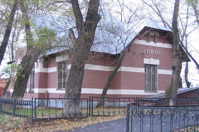 Станция «Угрешская».