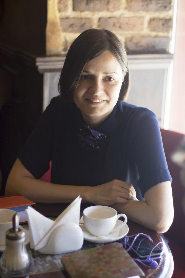 Анна Кондратьева.