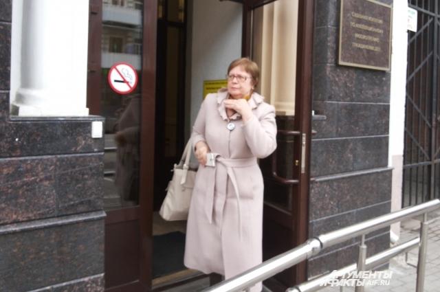 Ирина Чеглеева считает, что таганроженка психически больна.