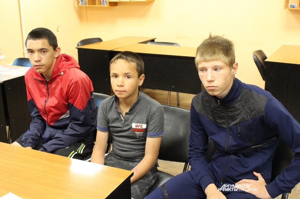 Дети Игоря Мотыгина