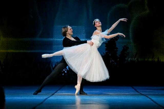 Анна Маркова более 15 лет выступает в театре.