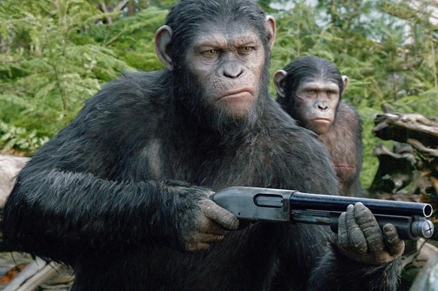 Планета обезьян: Революция . 2014 год