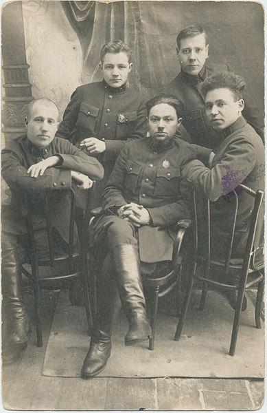 Сотрудники УНКВД СССР по Смоленской области, свидетели и/или участники Катынского расстрела весной 1940 года