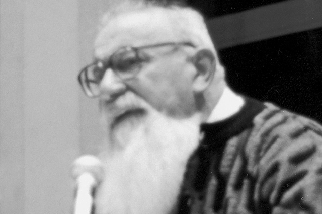 Лев Копелев в 80-е годы
