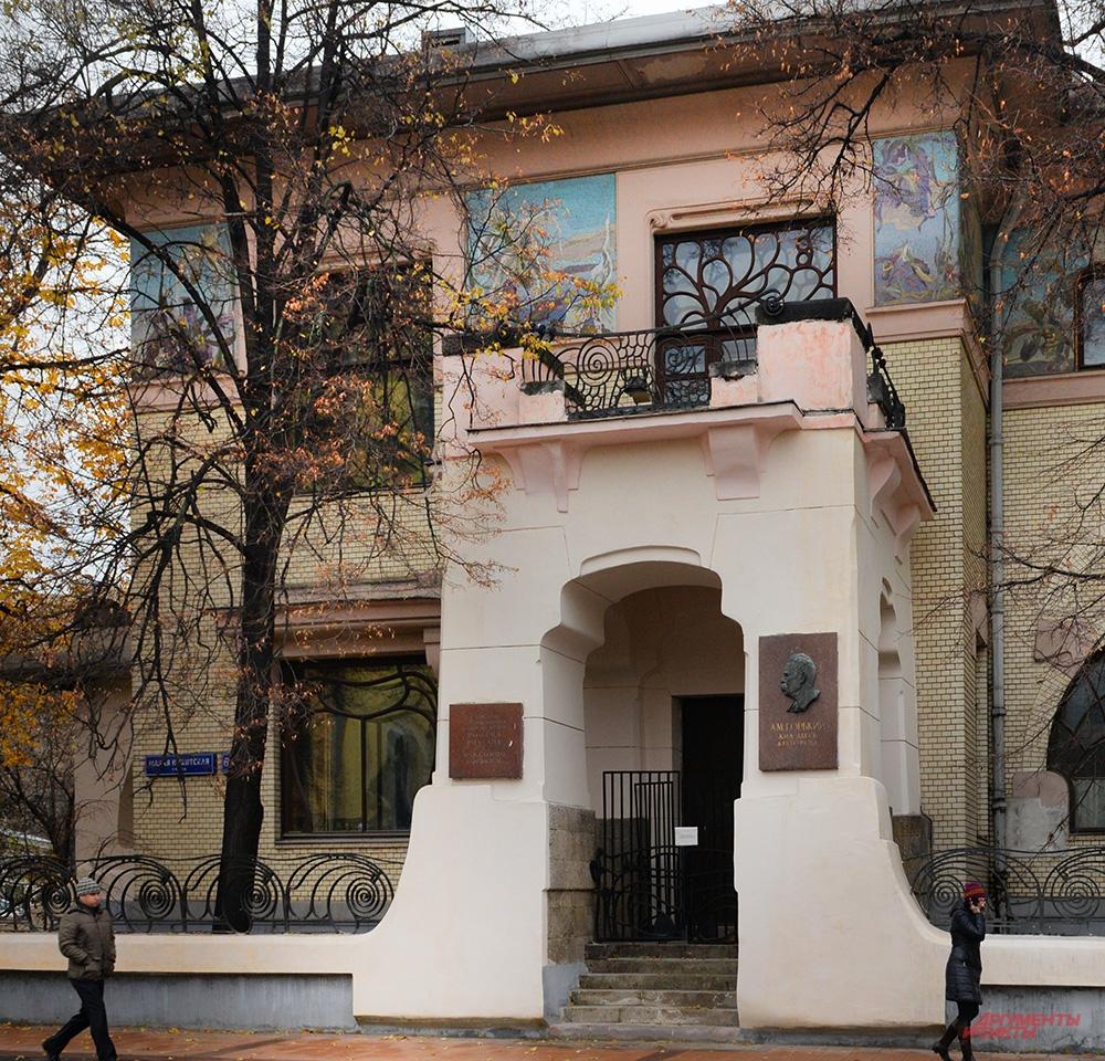 Особняк Рябушинского красота скрыта внутри.