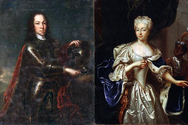 Родители Петра II.
