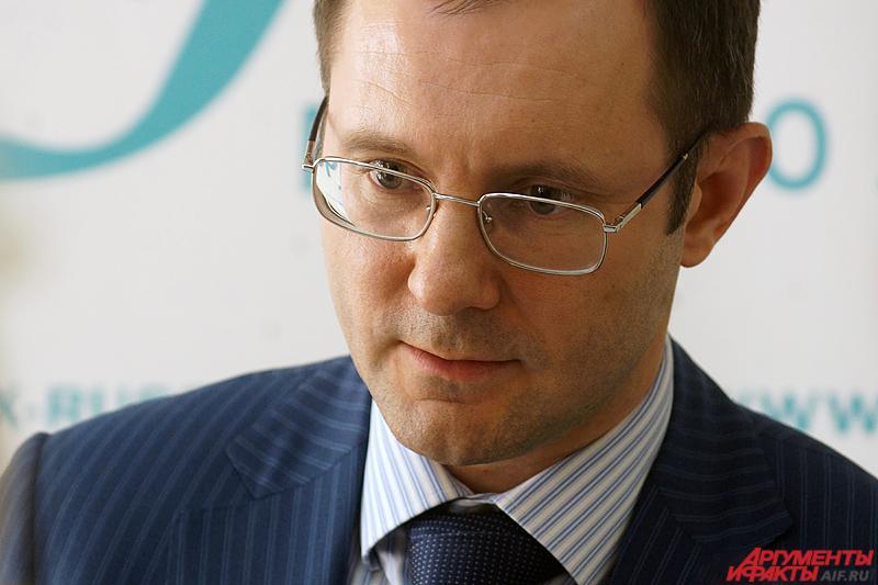 Заместитель председателя Банка России Владимир Чистюхин.