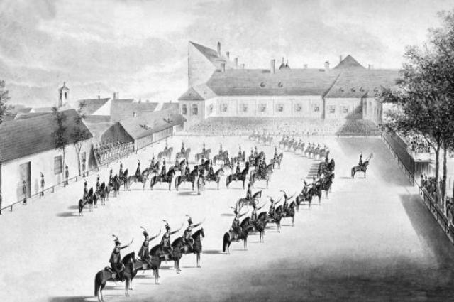 Перед началом турнира обычно проводились репетиции.