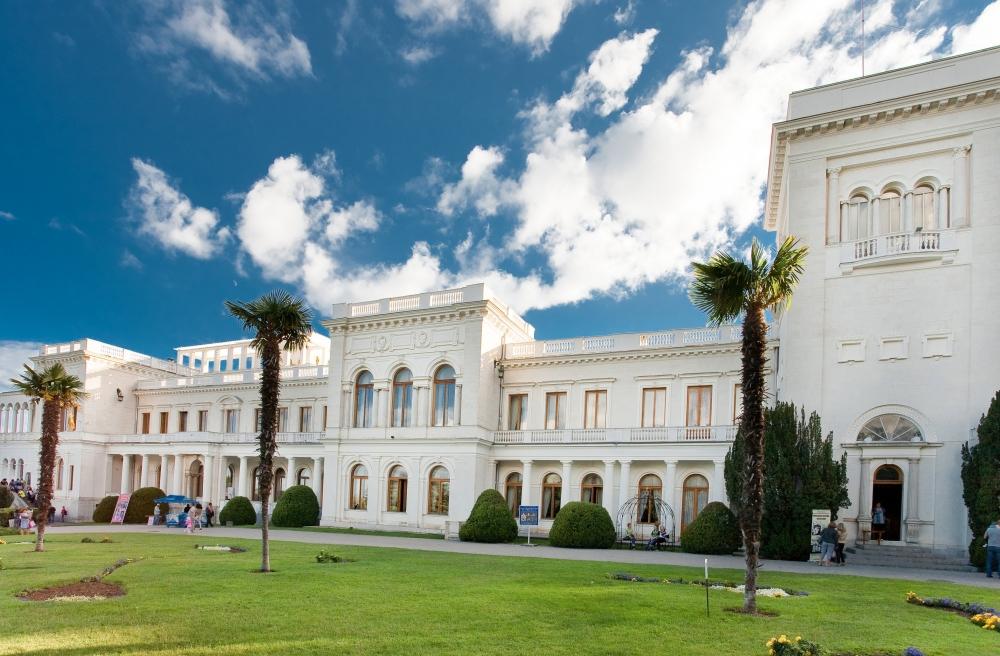 Ливадийский дворец.