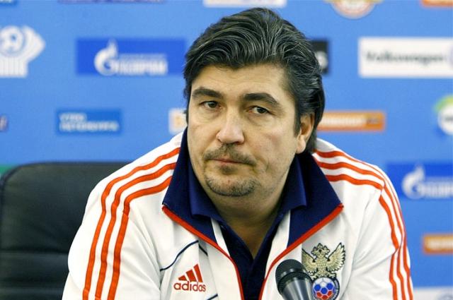 Николай Писарев.