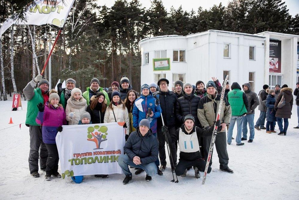 ГК «Тополинка» участвует в соревнованиях не первый год.