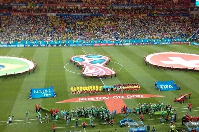 Швейцарцев не смогли обыграть даже кудесники мяча бразильцы.