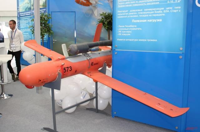 Комплекс воздушной мишени Е95.