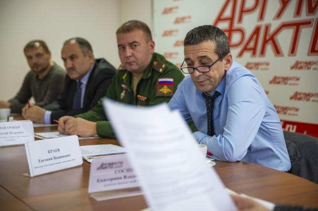 Представители военного комиссариата рассказали о перспективах службы в армии.