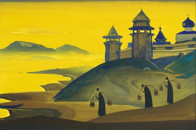 Творчество Рериха оставило след в мировой культуре.