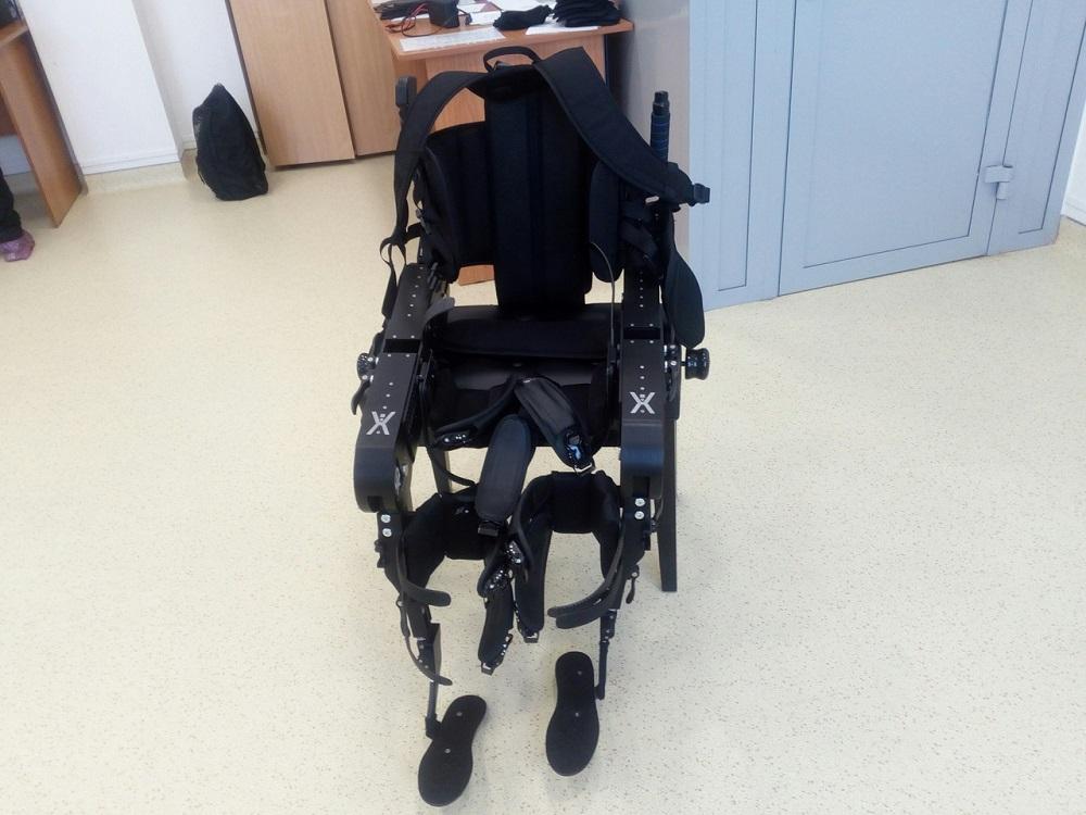 Чудо-робот специально создан для реабилитации и социализации инвалидов