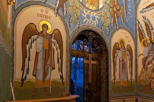 Православное место вновь стало духовной отдушиной города.