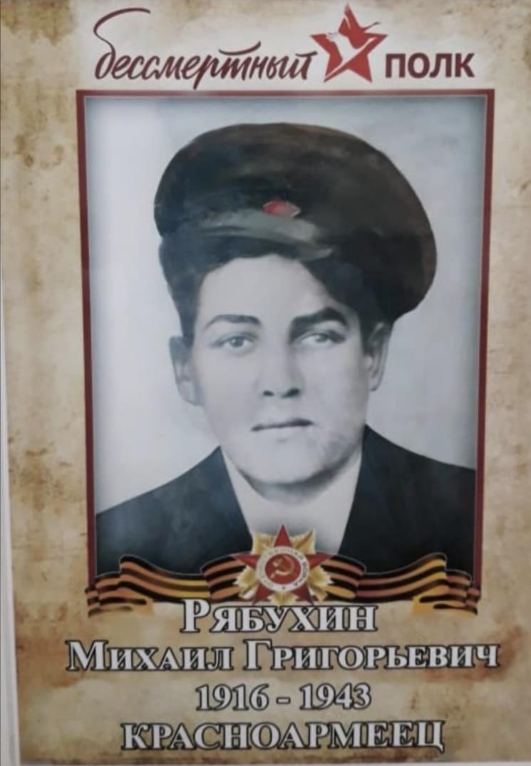 Рябухин Михаил