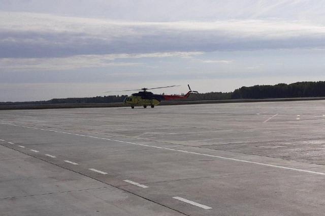 Название тобольскому аэропорту выберут всенародно.