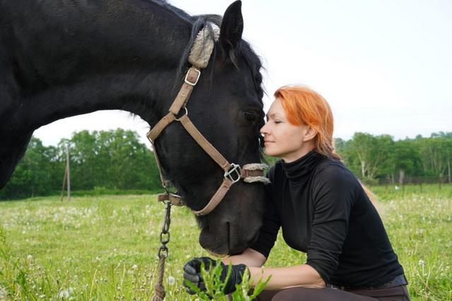 Лошади - первая любовь
