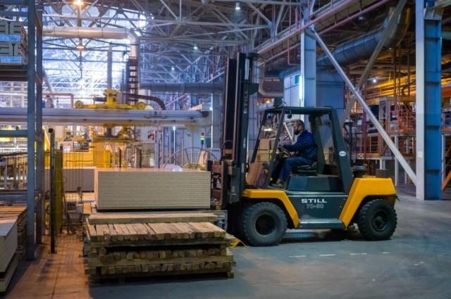 Лесопромышленные предприятия района активно развиваются