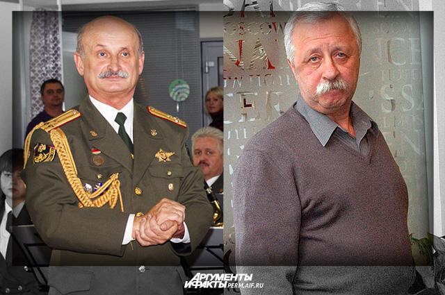 Евгений Тверетинов и Леонид Якубович.