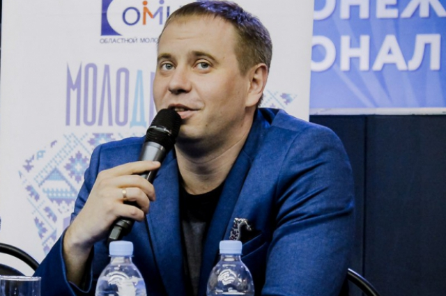 Участник легендарной команды СОК из Самары Александр Юдин теперь редактирует Воронежскую лигу.