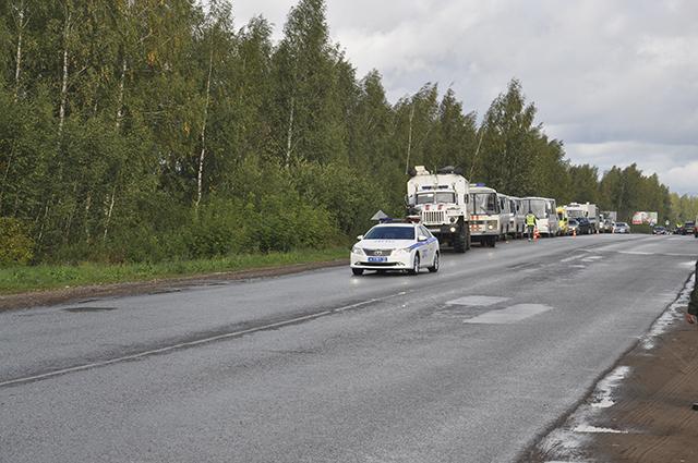 Антитеррористические учения в Кировской области проводятся регулярно.