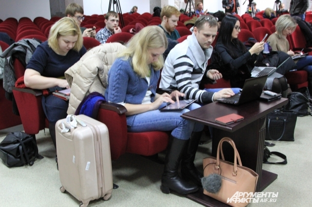Работа в Ростовском суде длилась до позднего вечера.
