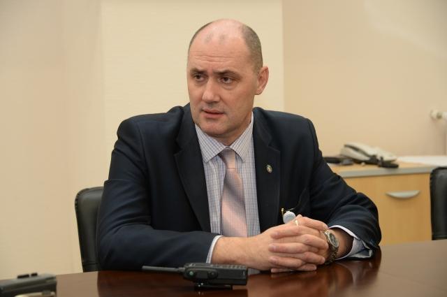С представителями донских СМИ встретился главный инженер РоАЭС Андрей Горбунов.