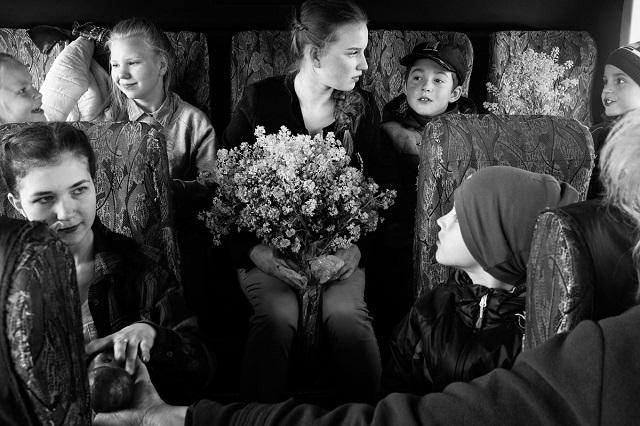 Фотография «Школьный автобус» принесла победу в престижном конкурсе.