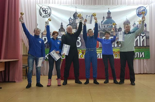Ярославцы Юлия Шатохина и Роман Дубов – бронзовые призеры 1600Н чемпионата ЦФО.