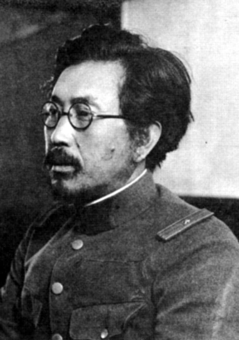 Сиро Исии — командир отряда 731.