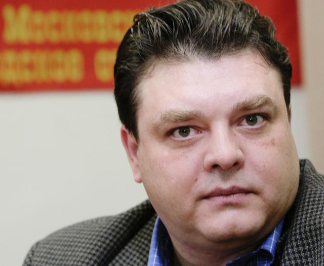 Андрей Брежнев, внук Генерального секретаря ЦК КПСС Леонида Брежнева