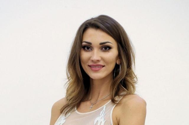 30-летняя участница шоу Анна Загайнова из Березовского.