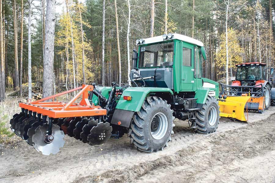 Воронежский лесопожарный центр получил новую технику за счёт средств федерального бюджета.