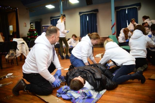 Тренировки помогают подготовиться к экстренным ситуациям.