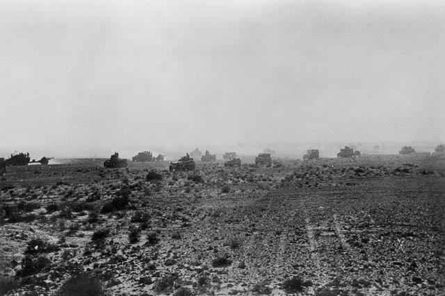 Танки Роммеля в Африке, 1942 год