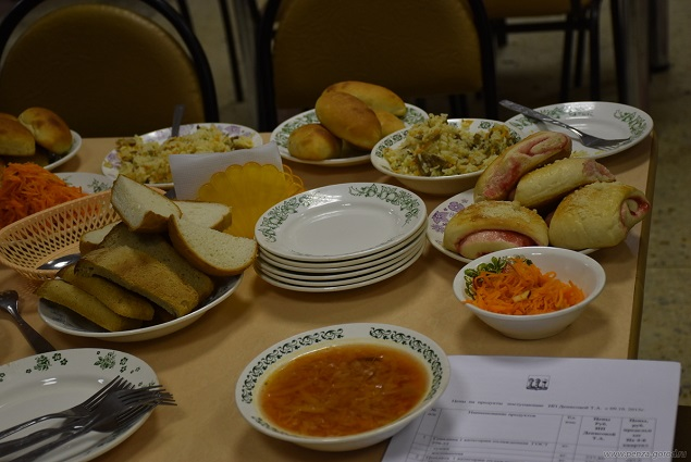 С 1 января подорожало питание в пензенских детсадах и школах.
