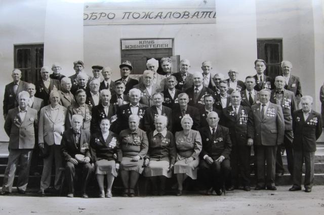 Фронтовиков Овощного на 9-е мая попросили надеть ордена. Из 176 участника войны 1941-1945 сегодня жив Николай Зинченко.