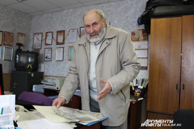 Николай Почуев